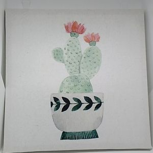 Other - Flowering cactus picture New